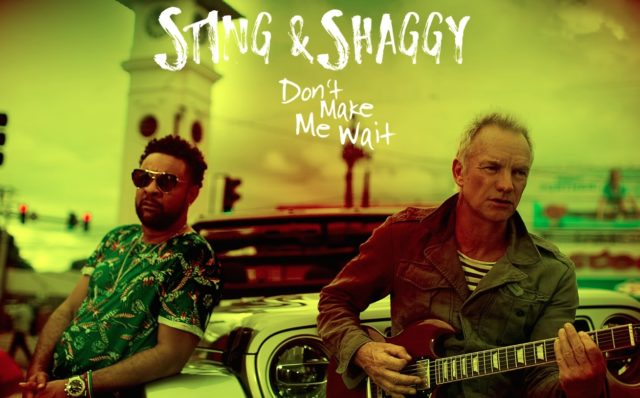 Sting and Shaggy - Don't Make Me Wait