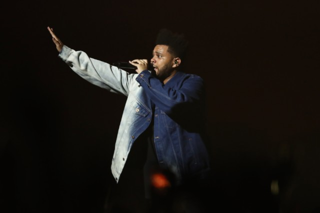 The Weeknd Drops H&M After Racist Ad