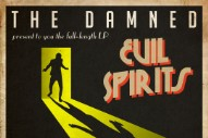 "The Damned – ""Standing On The Edge Of Tomorrow"""