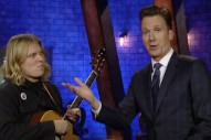 Watch Ty Segall Play &#8220;My Lady&#8217;s On Fire&#8221; On <em>The Opposition With Jordan Klepper</em>