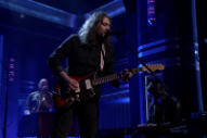 Watch The War On Drugs Play Their #1 Hit On <i>The Tonight Show</i>