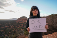 "Alexis Krauss Releases New Benefit Single ""Our Land"" For National Parks And Monuments Protection"