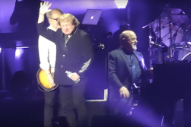 Watch Billy Joel Cover Foreigner Hits With Lou Gramm And Mick Jones