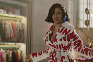Watch Cardi B Replace Alexa In Amazon's Super Bowl Commercial