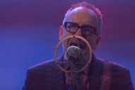 Watch Elvis Costello Perform Two Songs On <em>Kimmel</em>