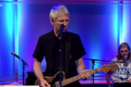 Hear Franz Ferdinand&#8217;s New Song &#8220;Feel The Love Go&#8221; And Watch Them Protest British Prime Minister Theresa May On <i>The Andrew Marr Show</i>
