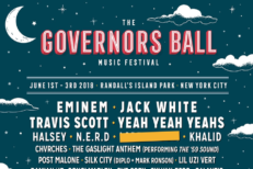 Governors Ball 2018 Lineup