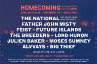 The National Line Up Father John Misty, Breeders, Julien Baker, & More For Homecoming Festival