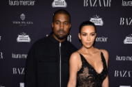 Kanye West & Kim Kardashian Welcome Third Baby