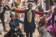 Golden Globes: <em>The Greatest Showman</em> Wins Best Song, <em>The Shape Of Water</em> Wins Best Score