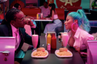 "Quavo & Nicki Minaj – ""She For Keeps"" Video"