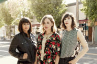 "Sleater-Kinney Are Working ""Very Slowly"" On New Music"