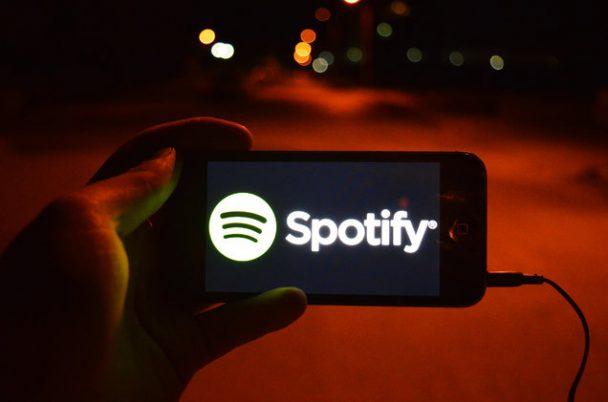 Spotify live stream ipo