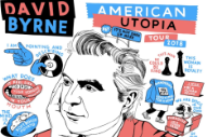 David Byrne Announces World Tour