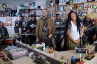 Watch August Greene Play Unreleased Songs At Tiny Desk Concert