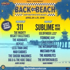 Someone Booked An All-Ska-Punk Festival In 2018