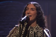 Watch Bedouine Make Her TV Debut, Playing &#8220;One Of These Days&#8221; On <em>Seth Meyers</em>