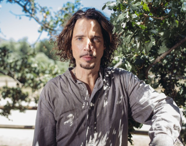 Listen to Chris Cornell's orginal song based on Johnny Cash poems