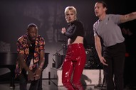 Watch Diplo, MØ, &#038; GoldLink&#8217;s Deeply Goofy <em>Tonight Show</em> Performance