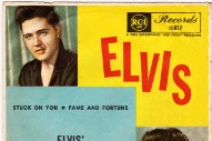 "The Number Ones: Elvis Presley's ""Stuck On You"""