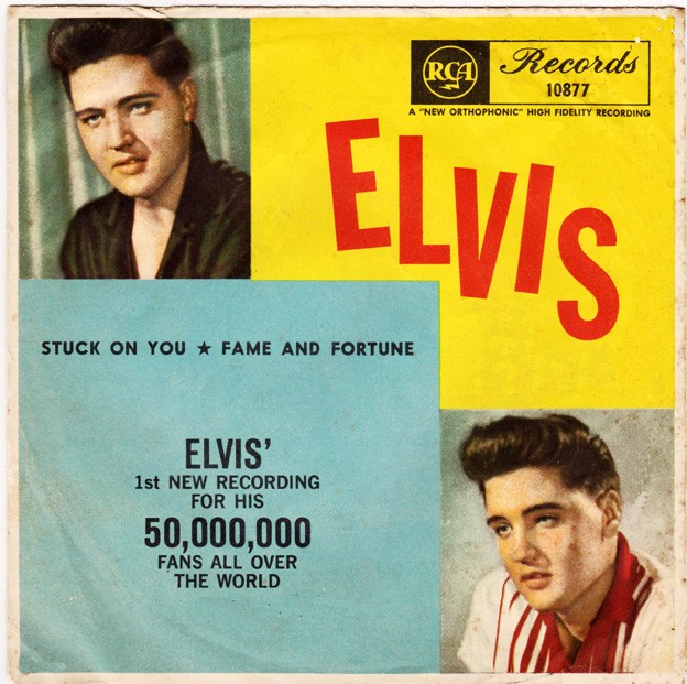 Elvis Presley - Stuck On You