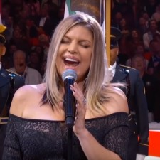 Fergie's Stunningly Awful National Anthem