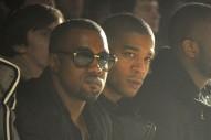 Watch Kanye West Join Kid Cudi In LA