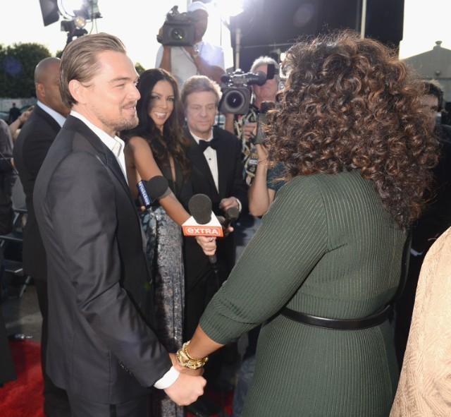 Oprah & Leonardo