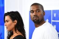 Kanye West, Kim Kardashian Tape <em>Family Feud</em>