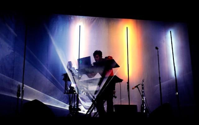 """Nicolas Jaar Surprise-Released A New Album As """"Against All Logic"""" Last Week"""