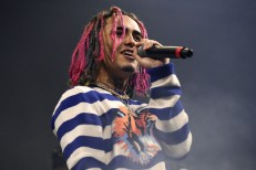 Lil Pump Arrested