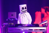 Like The Stay Puft Man Before Him, Marshmello Just Keeps Getting Bigger