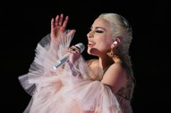 "Lady Gaga Cancels European Tour Dates Due To ""Severe Pain"""