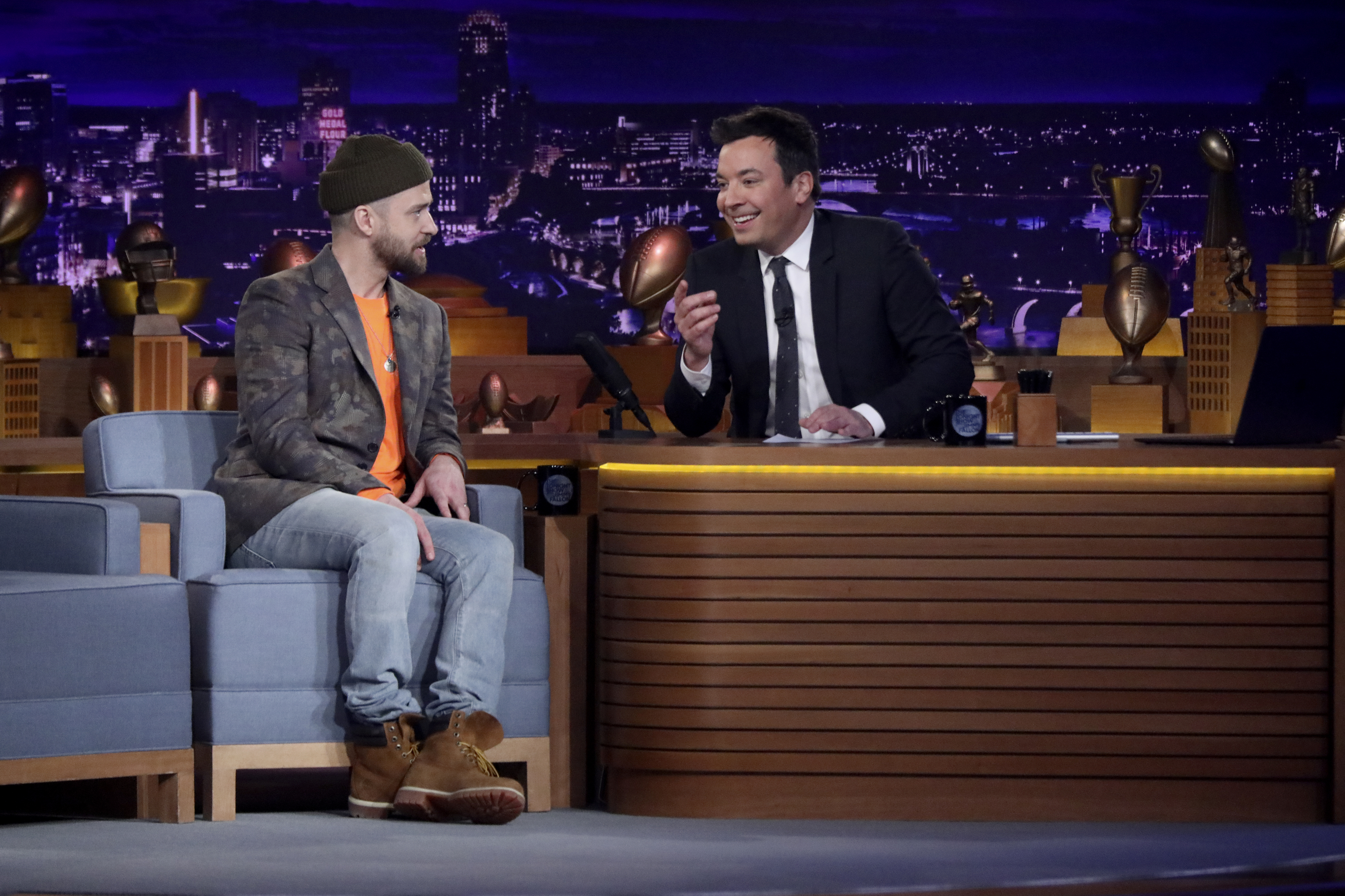 Watch Justin Timberlake Seek Questlove's Approval For Prince Tribute, Duet With Chris Stapleton, & More ...