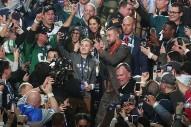 Justin Timberlake, Selfie Kid Plan Sophomore Selfie