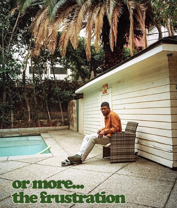 Mick Jenkins - or more the frustration