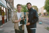 "Mount Kimbie – ""Turtle Neck Man"" (Feat. King Krule)"