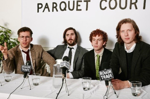 Image result for parquet courts