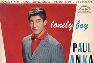 "The Number Ones: Paul Anka's ""Lonely Boy"""