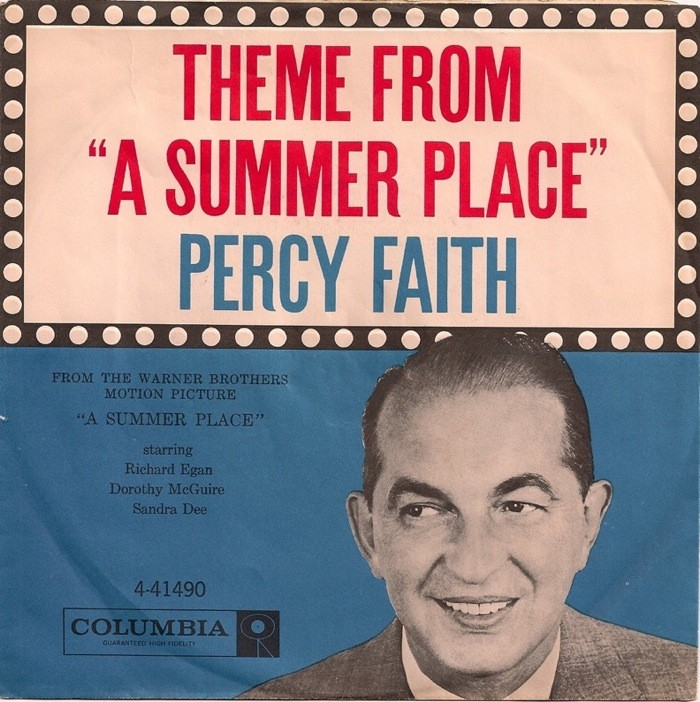 """The Number Ones: Percy Faith's """"Theme From A Summer Place"""""""