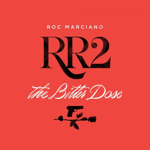 Image result for Roc Marciano - RR2: The Bitter Dose