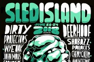Deerhoof-Curated Sled Island Festival Shares Initial 2018 Lineup