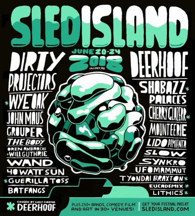 Sled Island 2018
