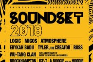 Soundset 2018 Lineup