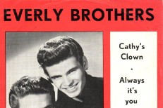 "The Number Ones: The Everly Brothers' ""Cathy's Clown"""