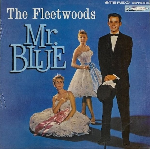 Image result for mr blue the fleetwoods single images