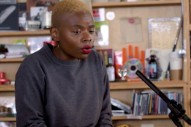 "Watch Vagabon Debut ""Full Moon In Gemini"" In Tiny Desk Concert"