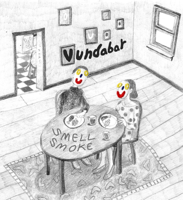 Vundabar - Smell Smoke