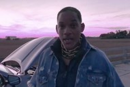 "Watch Will Smith's Shot-For-Shot Remake Of Jaden Smith's ""Icon"" Video"