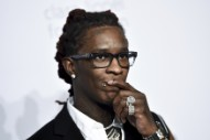 "Young Thug Says That His Name Is ""SEX"" Now"